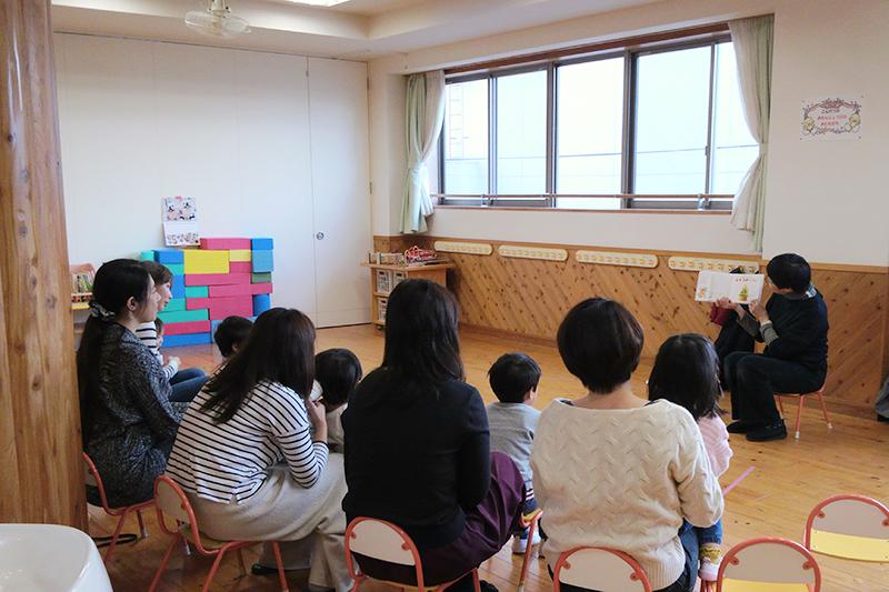 西南幼稚園の入園案内